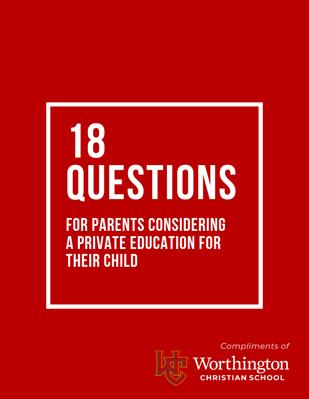18 Questions for Parents