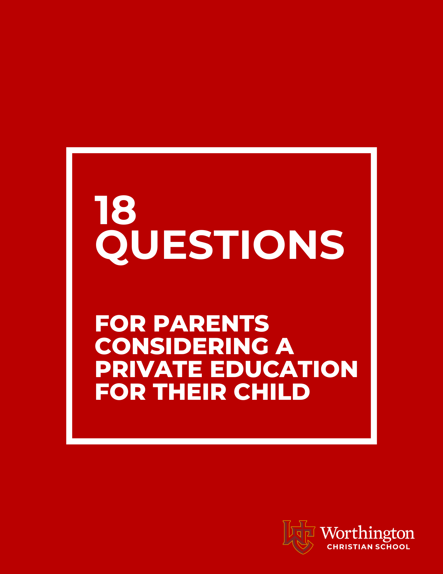 18 Questions for Parents-Updated August 2020