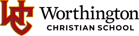 Worthington Christian School Logo